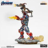 Gallery Image of Iron Patriot & Rocket Statue