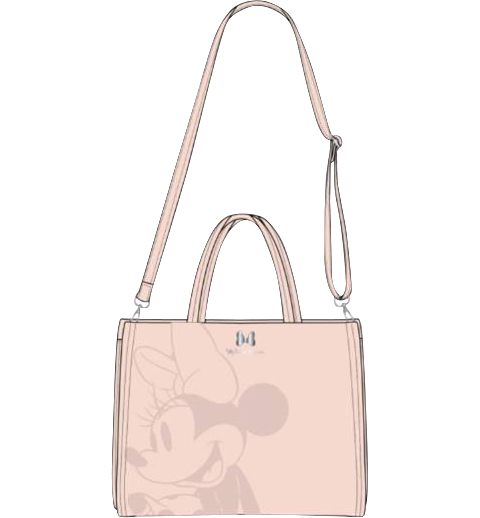 Loungefly Minnie Mouse Crossbody Bag Apparel