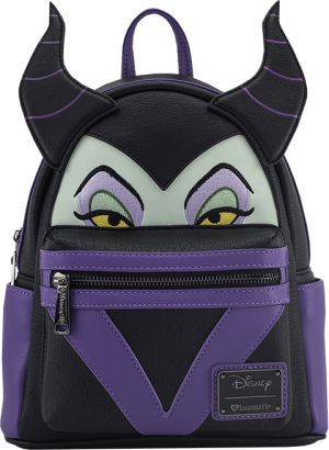 Maleficent Mini Backpack Apparel