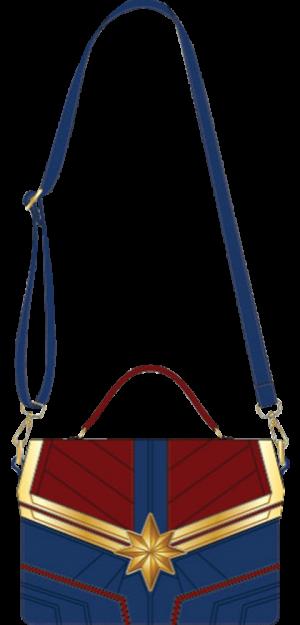 Captain Marvel Crossbody Bag Apparel