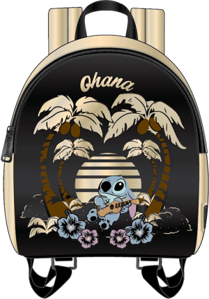Stitch (Ohana) Mini Backpack Apparel