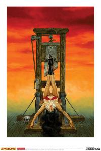 Gallery Image of Vampirella #1 50th Anniversary Limited Edition Covers Collectible Set