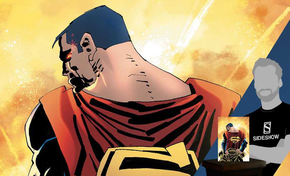 Gallery Feature Image of Superman Year One #1 (Elite Gold Signature Series) Book - Click to open image gallery