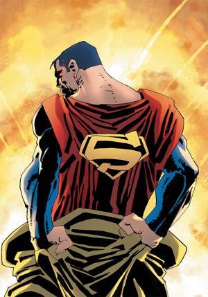 Superman Year One #1 (Elite Gold Signature Series) Book