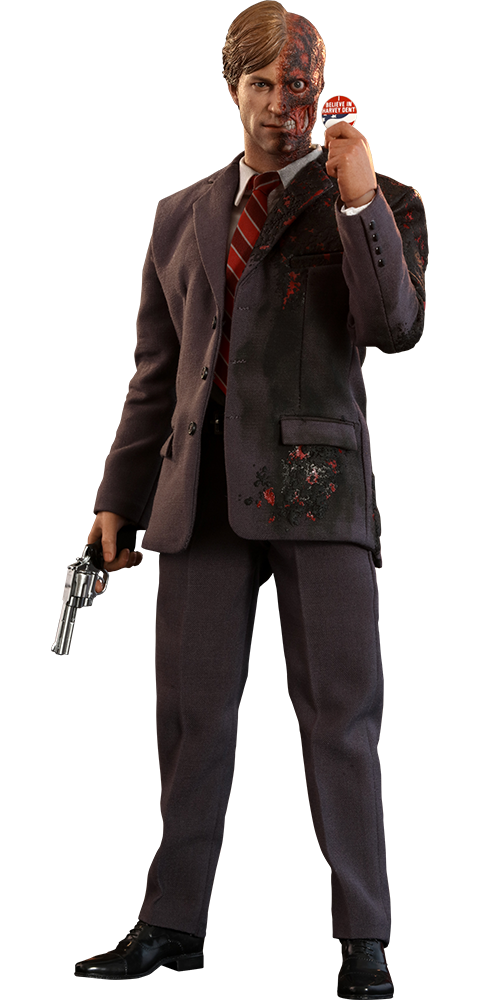 Hot Toys Two-Face Sixth Scale Figure
