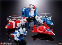 Gallery Image of GX-88 Vehicle Voltron (Armored Fleet Dairugger XV) Collectible Set