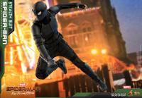 Gallery Image of Spider-Man (Stealth Suit) Sixth Scale Figure
