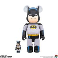 Gallery Image of Be@rbrick Batman Animated 100% and 400% Collectible Set