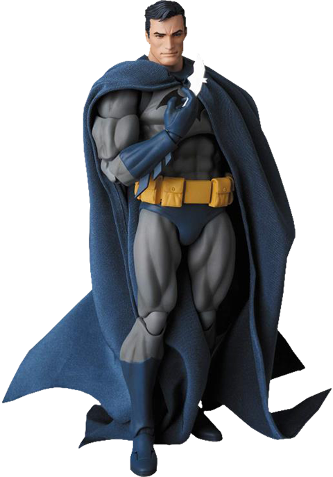"Medicom Toy Batman ""Hush"" Collectible Figure"