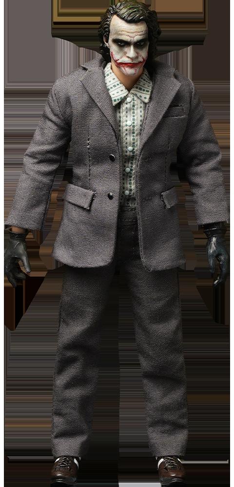 Soap Studio The Joker (Bank Robber Version) Figure
