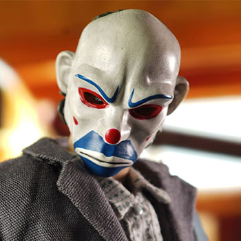 The Joker (Bank Robber Version) Figure
