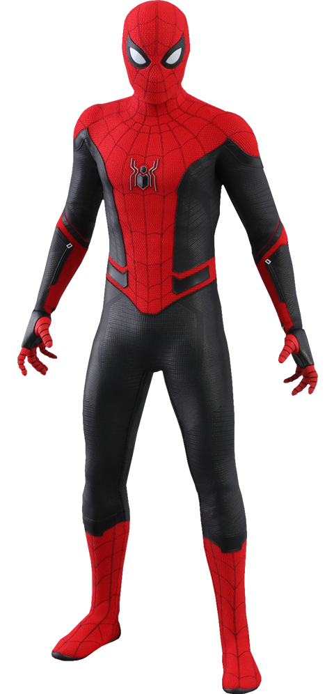 Hot Toys Spider-Man (Upgraded Suit) Sixth Scale Figure