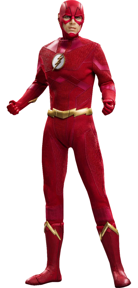 Star Ace Toys Ltd. The Flash 2.0 (Deluxe) Collectible Figure