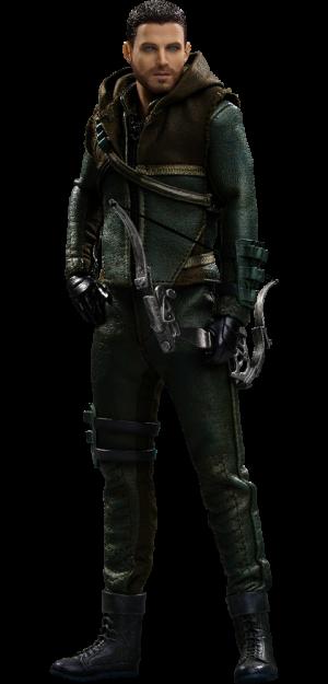 Green Arrow 2.0 (Deluxe) Collectible Figure