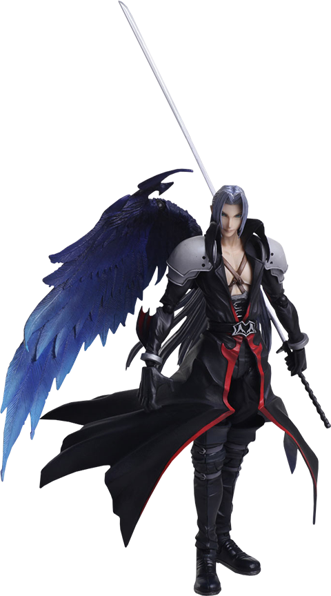 Final Fantasy Sephiroth Another Form Variant Collectible