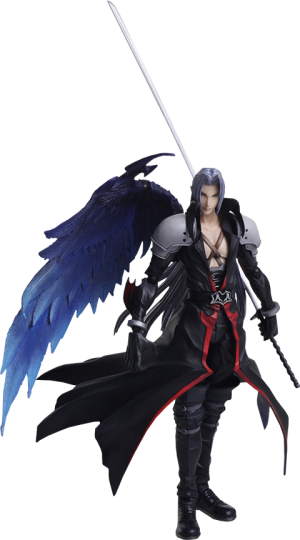 Sephiroth Another Form Variant Collectible Figure
