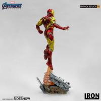 Gallery Image of Iron Man Mark LXXXV Statue