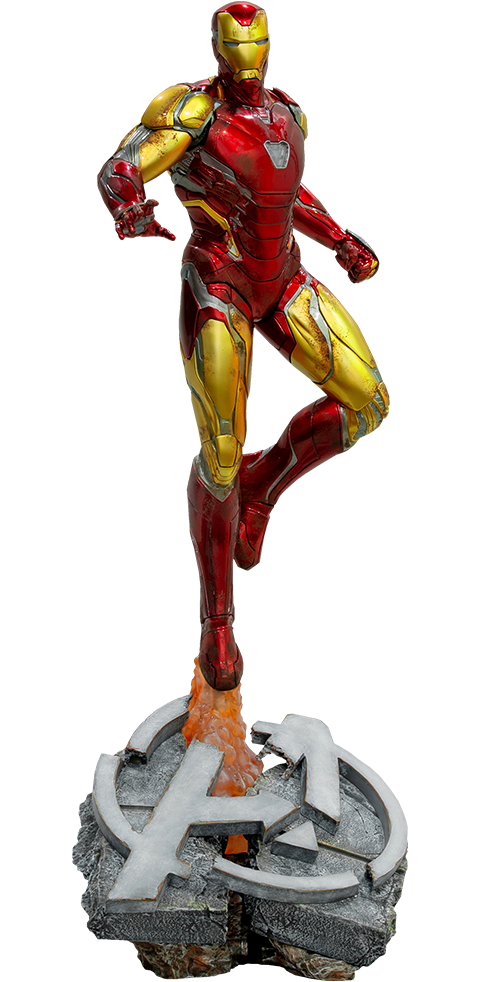 Iron Studios Iron Man Mark LXXXV Statue