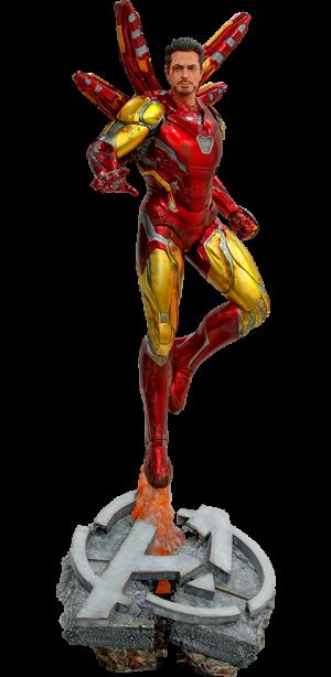 Iron Man Mark LXXXV (Deluxe) Statue