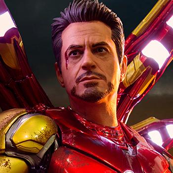 Iron Man Mark LXXXV (Deluxe) Marvel Statue