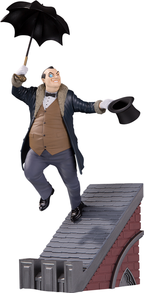 DC Collectibles The Penguin Statue