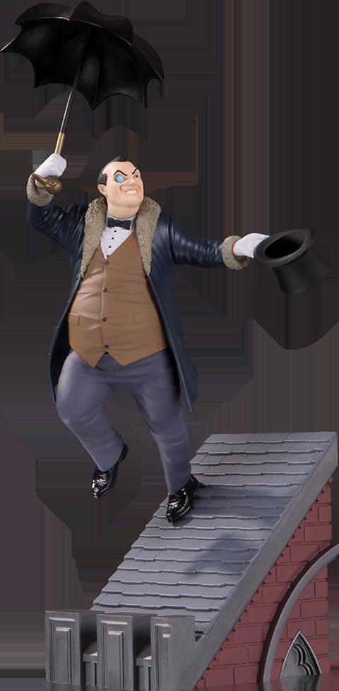DC Direct The Penguin Statue