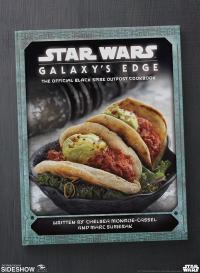 Gallery Image of Star Wars: Galaxy's Edge Cookbook Book