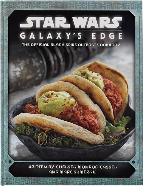 Insight Editions Star Wars: Galaxy's Edge Cookbook Book