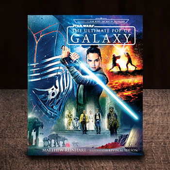 Star Wars: The Ultimate Pop-Up Galaxy Book