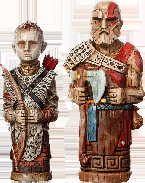 Level52 Studios Atreus' Toys Collectible Set