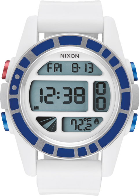 Nixon R2-D2 White Watch Jewelry