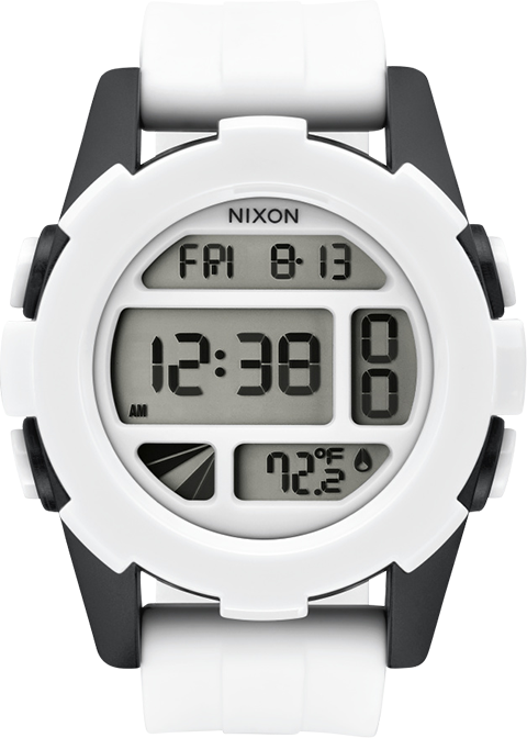 Nixon Stormtrooper White Watch Jewelry