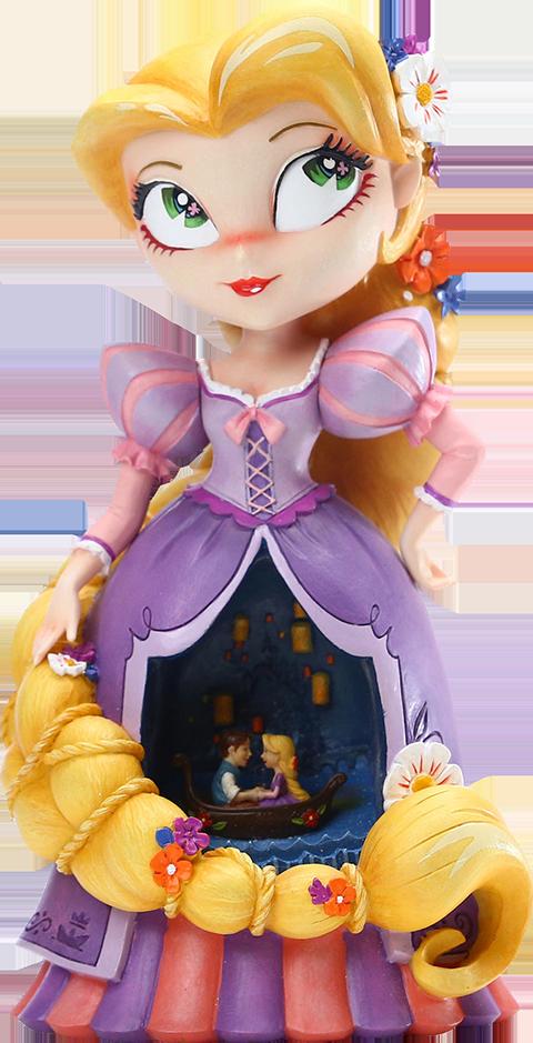 Enesco, LLC Miss Mindy Rapunzel Figurine