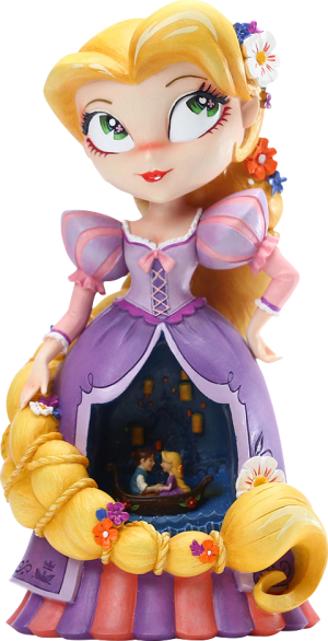 Miss Mindy Rapunzel Figurine