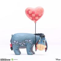 Gallery Image of Eeyore with a Heart Balloon Figurine