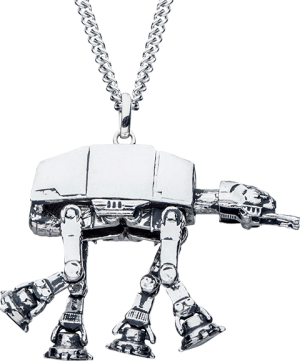 AT-AT Necklace Jewelry