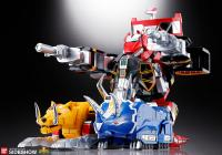 Gallery Image of GX-72 Megazord Collectible Figure