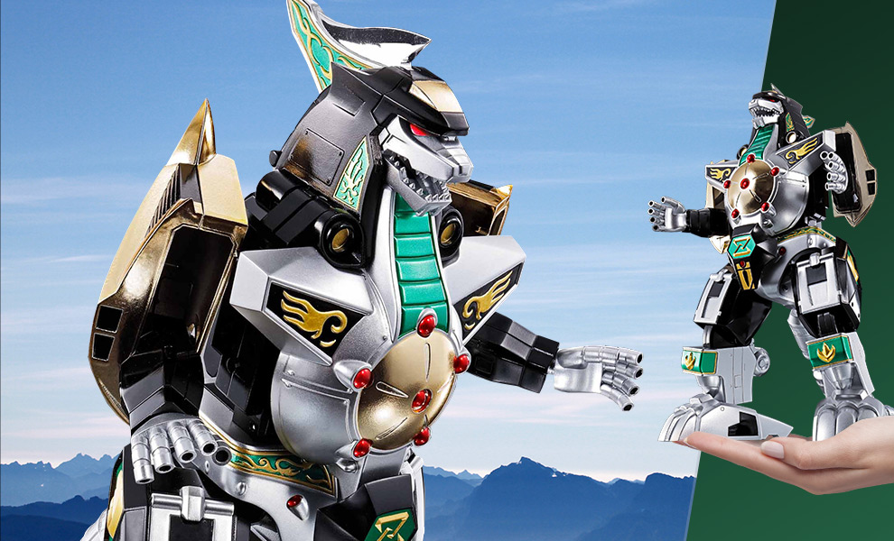 Gallery Feature Image of GX-78 Dragonzord Collectible Figure - Click to open image gallery
