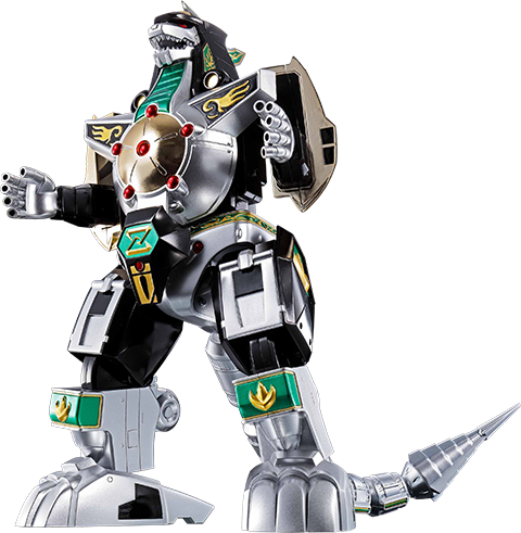 Bandai GX-78 Dragonzord Collectible Figure