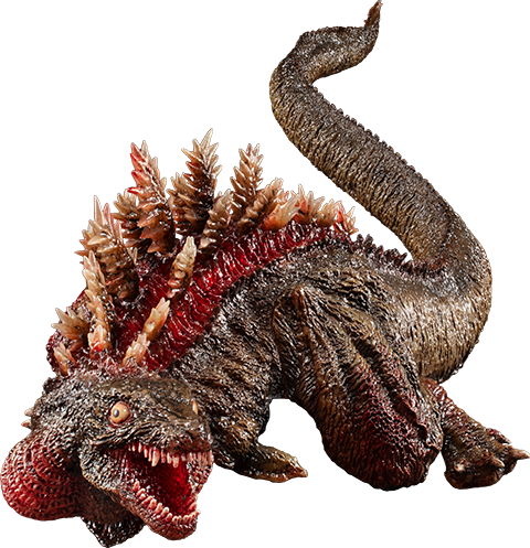 Art Spirits Godzilla (Second Form) Collectible Figure