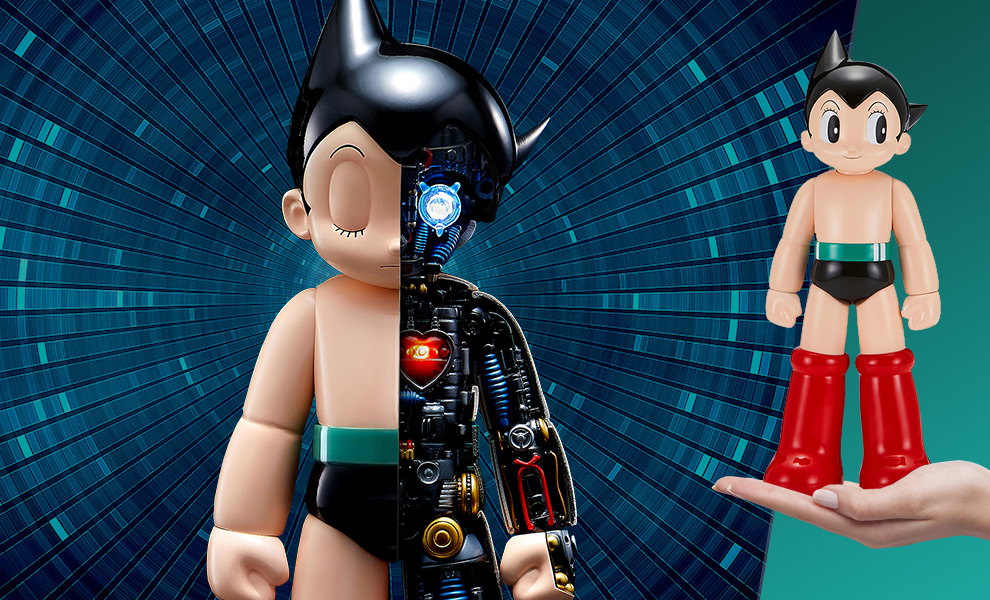 Gallery Feature Image of Astro Boy - Atom Statue - Click to open image gallery