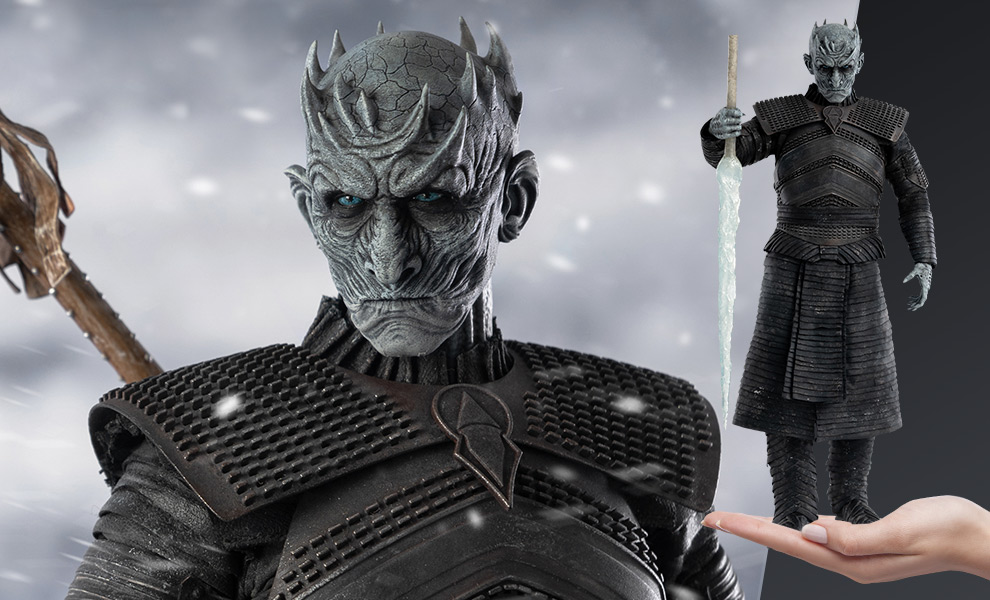 Gallery Feature Image of Night King Sixth Scale Figure - Click to open image gallery