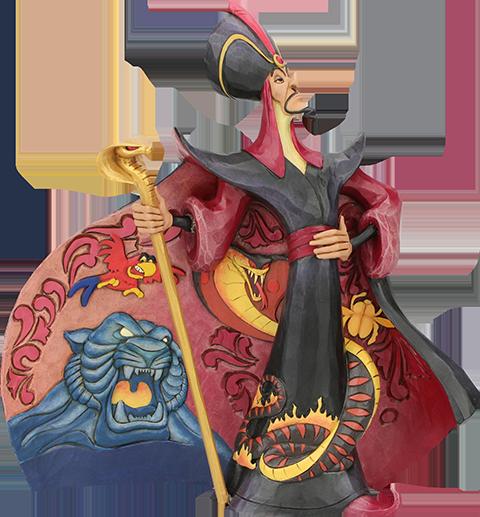 Enesco, LLC Jafar from Aladdin Figurine