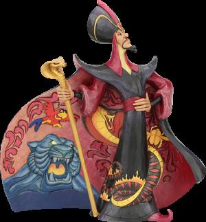 Jafar from Aladdin Figurine