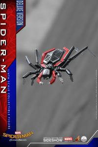 Gallery Image of Spider-Man (Deluxe Version) Quarter Scale Figure