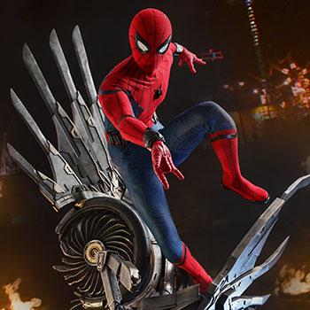 Spider-Man (Deluxe Version) Quarter Scale Figure