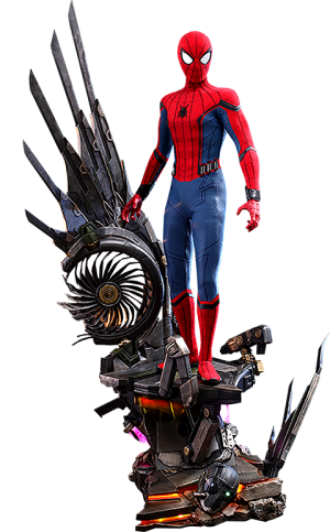 Spider-Man (Deluxe Version) Special Edition Quarter Scale Figure