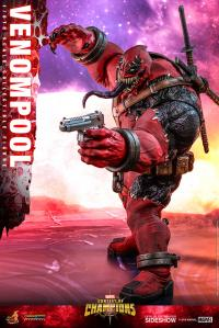 Gallery Image of Venompool Sixth Scale Figure