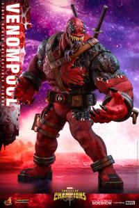 Gallery Image of Venompool (Special Edition) Sixth Scale Figure