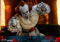 Gallery Image of Pennywise Sixth Scale Figure